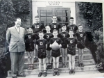 Edison Basketball Team - 1953