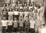 Paine School 5th Grade 1952