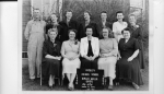 Edison faculty 1949-50