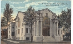 White Temple First Baptist Church (date unknown)