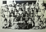 Poster of 2nd Grade, 1949 class picture at Sharpstein.