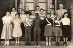 Jefferson School Patrol 1953