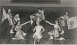 Garrison Majorettes and Flag Swingers