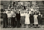 Washington school 6th grade 1953