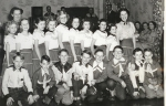 Square Dance Group 1953