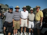 Steve Knapp, Ken Clements, Jerry Lee, Buddy Heimbigner, Dick Gray