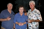 Steve Singleton, Kay Ellen (Jones) Miller, and Jerry Klundt.