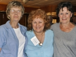 Ann Ray, Mary Campbell, and Diane (Hiller) Norquist