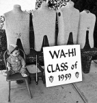 Wa-Hi class of 1959--ready to be hauled to storage.